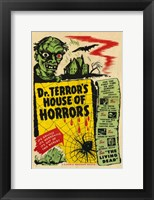 Framed Dr Terror's House of Horrors