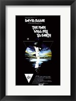 Framed Man Who Fell to Earth by David Bowie
