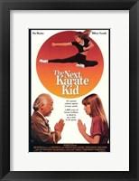 Framed Next Karate Kid