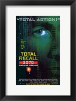 Framed Total Recall 2070
