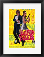 Framed Austin Powers: International Man of Myst - Yellow