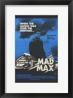 Framed Mad Max Gangs Take Over the Highways