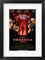 Framed Dracula 2000