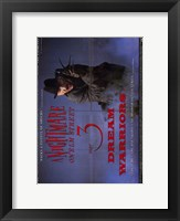 Framed Nightmare on Elm Street 3: Dream Warrior Film