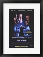 Framed Equilibrium - Forget the Matrix