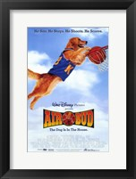Framed Air Bud: Golden Receiver (basketball)
