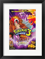 Framed Pokemon 3: the Movie