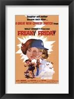 Framed Freaky Friday