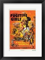 Framed Fugitive Girls
