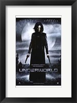 Framed Underworld, c.2003 - style B