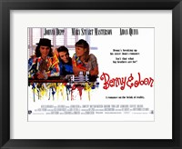 Framed Benny and Joon