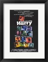 Framed Deconstructing Harry