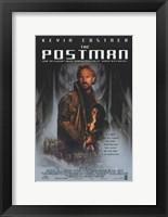 Framed Postman - Kevin Costner