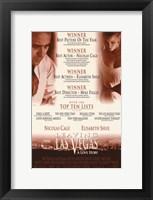 Framed Leaving Las Vegas - reviews