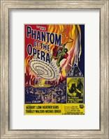 Framed Phantom of the Opera, c.1962 - style A