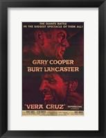 Framed Vera Cruz