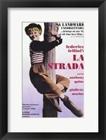 Framed La Strada