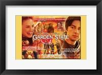 Framed Garden State - critics