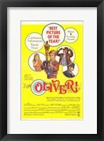 Framed Oliver Original