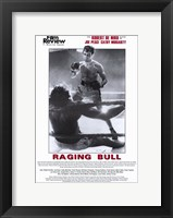 Framed Raging Bull Film Review