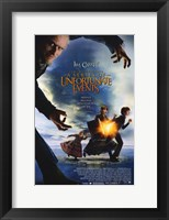 Framed Lemony Snicket's a Series of Unfortunate