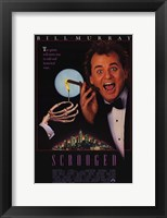 Framed Scrooged