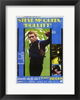 Framed Bullitt (french)