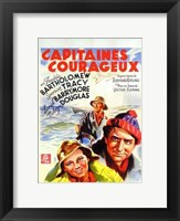 Framed Captains Courageous