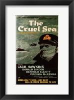 Framed Cruel Sea
