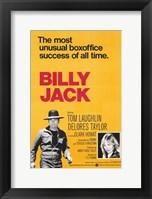 Framed Billy Jack