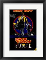 Framed Dick Tracy Warren Beatty