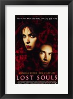 Framed Lost Souls