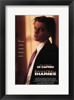 Framed Basketball Diaries