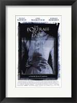 Framed Portrait of a Lady By Jane Campion