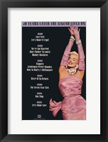 Framed Marilyn Monroe - Movies on Fox