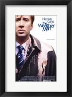 Framed Weather Man