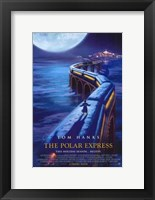 Framed Polar Express Scaling Train