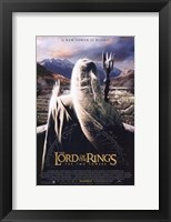 Framed Lord of the Rings: the Two Towers Gandalf the Gray