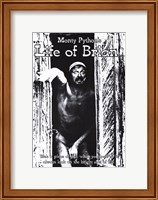 Framed Monty Python's Life of Brian With Graham Chapman