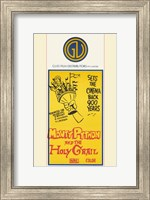 Framed Monty Python and the Holy Grail - tall