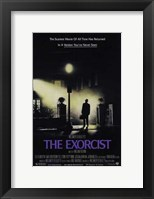 Framed Exorcist Scariest Movie