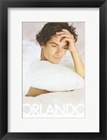 Framed Orlando Bloom