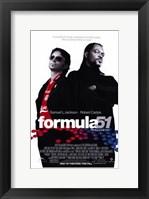 Framed Formula 51