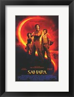 Framed Sahara McConaughey
