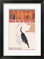 Framed Walk on the Wild Side