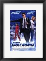 Framed Agent Cody Banks