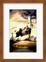 Framed Twister