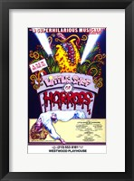 Framed Little Shop of Horrors (Musical)