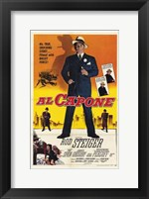 Framed Al Capone