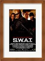Framed Swat